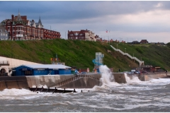 High Tide at Cromer Norfolk MIck Stainthorpe