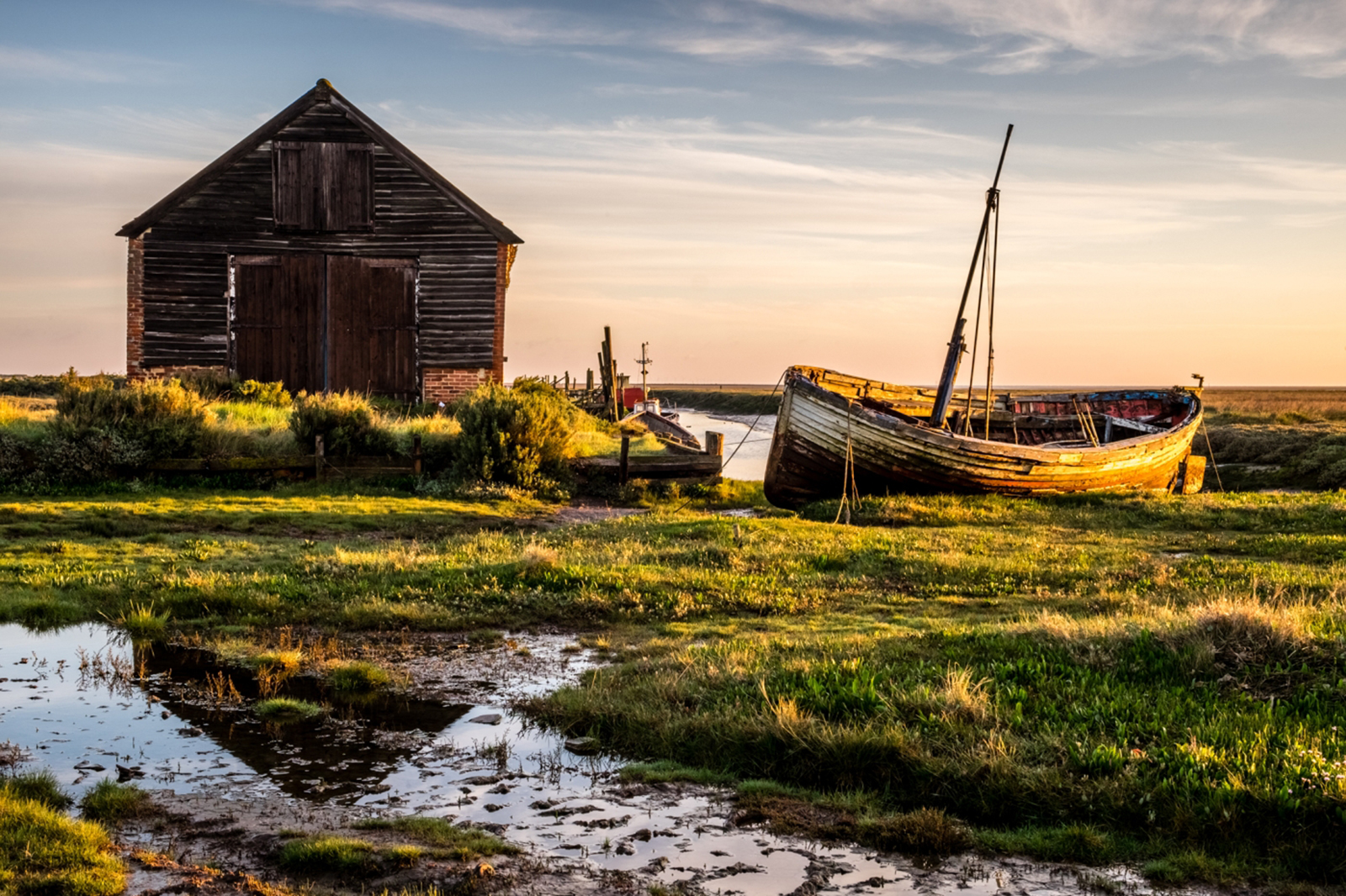 Thornham Sunrise
