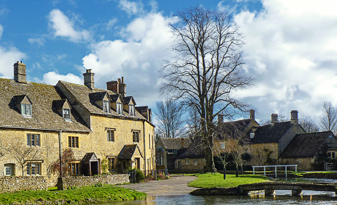 Postcard from Lower Slaughter_Tara Mayall